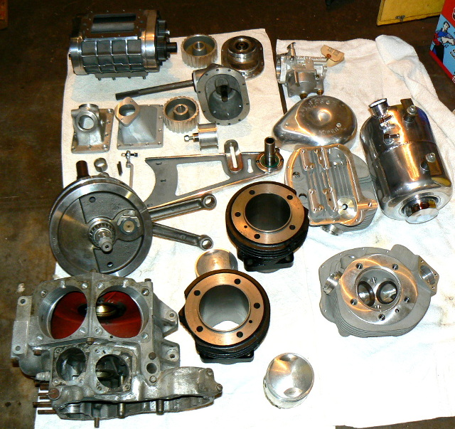 """Roots Supercharger Carbs: Willy's 59 FLH....A Blown 93""""? Maybe..... (Page 2"""